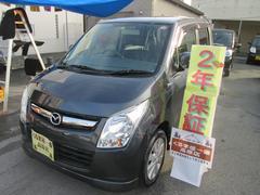 沖縄の中古車 マツダ AZワゴン 車両価格 39万円 リ済込 平成22年 8.0万K グレー