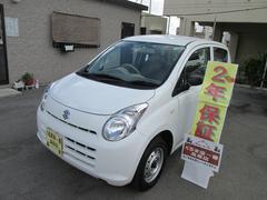 沖縄の中古車 スズキ アルト 車両価格 30万円 リ済込 平成25年 5.2万K ホワイト