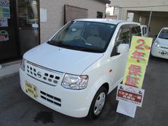 沖縄の中古車 日産 オッティ 車両価格 42万円 リ済込 平成24年 4.3万K ホワイト
