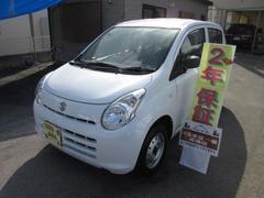 沖縄の中古車 スズキ アルト 車両価格 29万円 リ済込 平成25年 5.5万K ホワイト