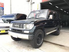 沖縄の中古車 トヨタ ランドクルーザープラド 車両価格 ASK リ済込 平成6年 30.2万K Dグリーン
