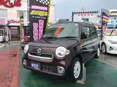 沖縄の中古車 ダイハツ ミラココア 車両価格 102万円 リ済込 平成27後 2.2万K ブラウン