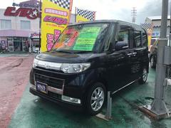 沖縄の中古車 ダイハツ タント 車両価格 69万円 リ済込 平成20年 7.9万K パープル