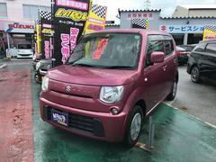 沖縄の中古車 スズキ MRワゴン 車両価格 58万円 リ済込 平成24年 6.8万K ピンク