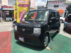 沖縄の中古車 ダイハツ ムーヴコンテ 車両価格 64万円 リ済込 平成24年 3.6万K ブラック
