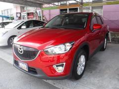 沖縄の中古車 マツダ CX−5 車両価格 146万円 リ済込 平成25年 7.7万K レッドM