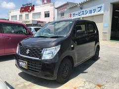 沖縄の中古車 スズキ ワゴンR 車両価格 96万円 リ済込 平成28年 1.2万K ブラウン