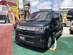 沖縄の中古車 スズキ ワゴンRスティングレー 車両価格 63万円 リ済込 平成21年 1.9万K グレーM