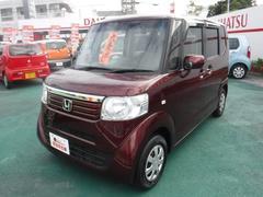 沖縄の中古車 ホンダ N BOX 車両価格 84万円 リ済込 平成24年 2.5万K レッドM