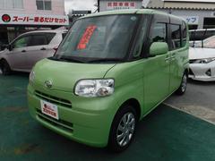 沖縄の中古車 ダイハツ タント 車両価格 64万円 リ済込 平成24年 7.3万K グリーンM