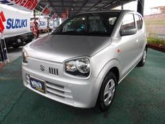 沖縄の中古車 スズキ アルト 車両価格 83万円 リ済込 平成28年 0.9万K シルバーM