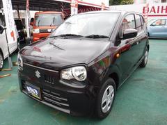 沖縄の中古車 スズキ アルト 車両価格 83万円 リ済込 平成28年 0.8万K ブラウン