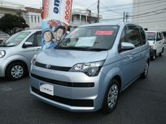沖縄の中古車 トヨタ スペイド 車両価格 108万円 リ済別 平成25年 5.8万K ライトブルー