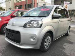 沖縄の中古車 トヨタ ポルテ 車両価格 89万円 リ済別 平成26年 7.8万K シルバー
