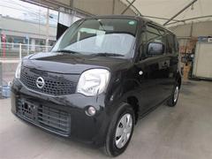 沖縄の中古車 日産 モコ 車両価格 69.1万円 リ済別 平成24年 5.5万K ブラック