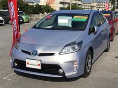 沖縄の中古車 トヨタ プリウス 車両価格 145.8万円 リ済別 平成25年 2.7万K ライトパープル