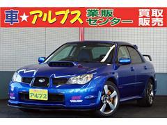 沖縄の中古車 スバル インプレッサ 車両価格 146万円 リ済別 平成18年 改ざん車 WRブルーマイカ