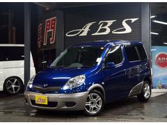 沖縄の中古車 トヨタ ファンカーゴ 車両価格 29万円 リ済別 平成16年 7.6万K ブルーマイカII