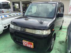 沖縄の中古車 ホンダ ザッツ 車両価格 23万円 リ済込 平成18年 9.7万K ブラック