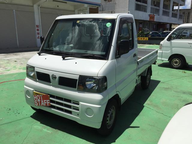 日産 クリッパートラック SDオートマ (車検整備付)