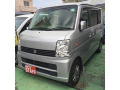 沖縄の中古車 スズキ エブリイワゴン 車両価格 46万円 リ済込 平成19年 10.0万K シルバー