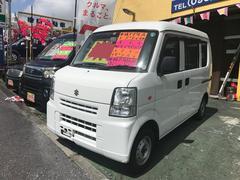 沖縄の中古車 スズキ エブリイ 車両価格 39万円 リ済込 平成19年 10.6万K ホワイト
