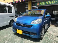沖縄の中古車 ダイハツ ソニカ 車両価格 38万円 リ済込 平成18年 5.6万K ブルー