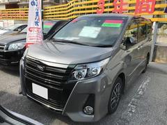沖縄の中古車 トヨタ ノア 車両価格 260万円 リ済別 平成29年 0.7万K グレー