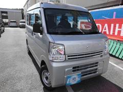 沖縄の中古車 スズキ エブリイ 車両価格 96.9万円 リ済別 新車  特色