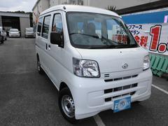 沖縄の中古車 ダイハツ ハイゼットカーゴ 車両価格 90.7万円 リ済別 新車  ホワイト
