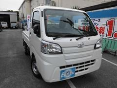 沖縄の中古車 ダイハツ ハイゼットトラック 車両価格 74万円 リ済別 新車  ホワイト