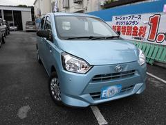 沖縄の中古車 ダイハツ ミライース 車両価格 88万円 リ済込 平成29年 7K ブルーII