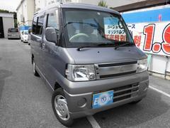 沖縄の中古車 三菱 タウンボックス 車両価格 17万円 リ済別 平成20年 12.7万K シルバー