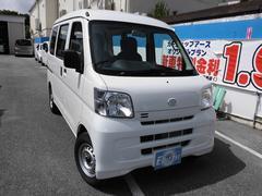沖縄の中古車 ダイハツ ハイゼットカーゴ 車両価格 84.6万円 リ済別 新車  ホワイト