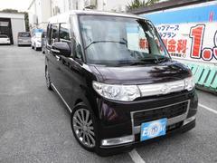 沖縄の中古車 ダイハツ タント 車両価格 68万円 リ済込 平成21年 5.7万K ダークパープルM