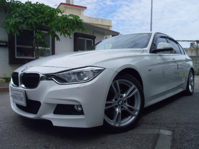 BMW 3シリーズ 320d Mスポーツ ガラスコーティング済み ...