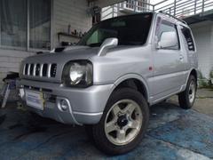 沖縄の中古車 マツダ AZオフロード 車両価格 19万円 リ済別 平成11年 14.7万K シルバー