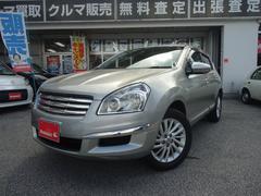 沖縄の中古車 日産 デュアリス 車両価格 59万円 リ済別 平成20年 4.1万K ダイヤモンドシルバーM
