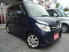 沖縄の中古車 スズキ パレット 車両価格 59万円 リ済別 平成21年 8.4万K ノクターンブルーパール