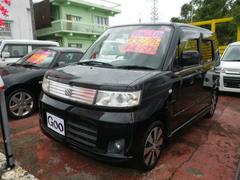 沖縄の中古車 スズキ ワゴンR 車両価格 43万円 リ済込 平成20年 10.7万K ブラック