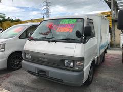 沖縄の中古車 マツダ ボンゴトラック 車両価格 70万円 リ済込 平成11年 11.9万K ホワイト
