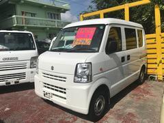 沖縄の中古車 スズキ エブリイ 車両価格 49万円 リ済込 平成23年 10.5万K ホワイト