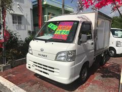 沖縄の中古車 ダイハツ ハイゼットトラック 車両価格 59万円 リ済込 平成18年 16.1万K ホワイト