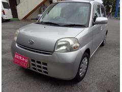 沖縄の中古車 ダイハツ エッセ 車両価格 29万円 リ済込 平成18年 5.4万K シルバー
