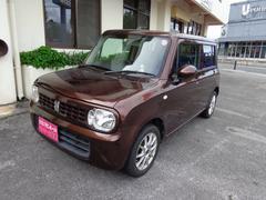 沖縄の中古車 スズキ アルトラパン 車両価格 45万円 リ済込 平成22年 10.2万K ブラウン