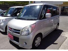 沖縄の中古車 スズキ パレット 車両価格 39万円 リ済込 平成20年 7.9万K シルバー