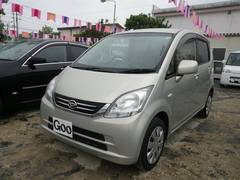 沖縄の中古車 ダイハツ ムーヴ 車両価格 32万円 リ済込 平成21年 7.9万K シャンパンゴールド