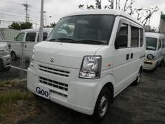 沖縄の中古車 スズキ エブリイ 車両価格 37万円 リ済込 平成22年 10.8万K ホワイト