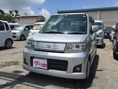 沖縄の中古車 スズキ ワゴンR 車両価格 32万円 リ済込 平成20年 7.9万K シルバー