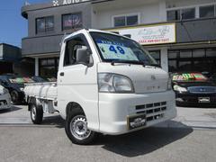 沖縄の中古車 ダイハツ ハイゼットトラック 車両価格 49万円 リ済別 平成18年 9.4万K ホワイト